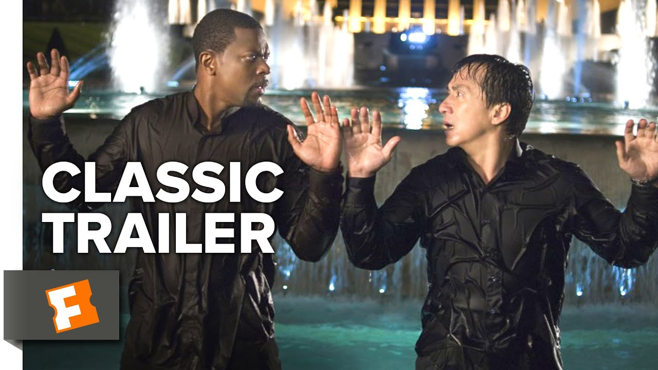 Rush Hour 3 (2007) Official Trailer #1 - Jackie Chan Movie ...