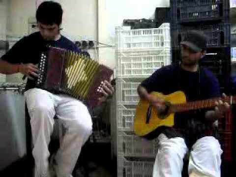 acordeon de dos hileras- Danza drogonbolera