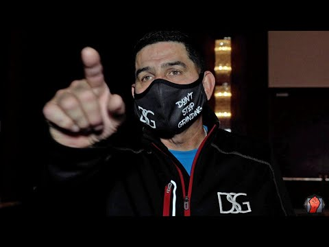 """""""I SEE A MAN NOT 100% THERE"""" ANGEL GARCIA ON SEEING INTO ERROL SPENCE'S SOUL & KO PREDICTION"""