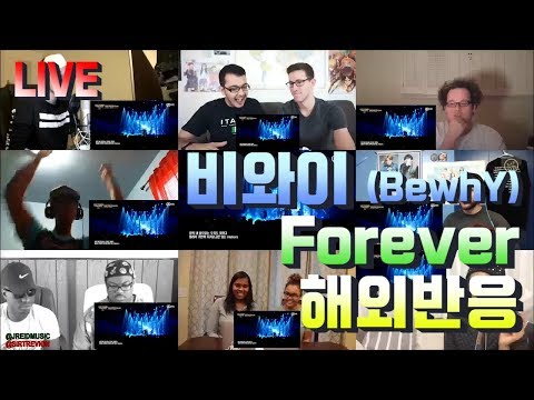 BewhY 비와이 -  Forever 해외반응 LIVE REACTION!