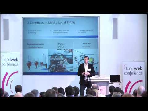 Vortrag: Mobile Local Web - Stefan Hentschel von Google Germany