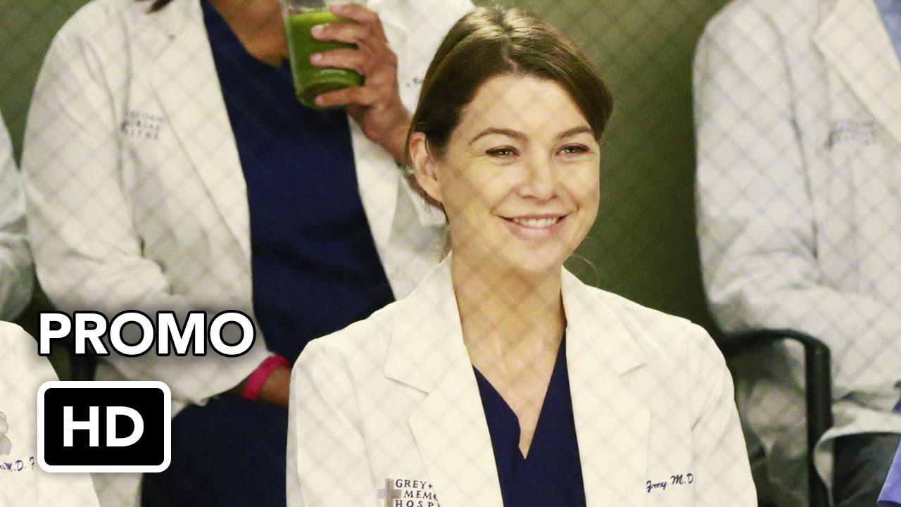 Grey\'s Anatomy 11x19 Promo \