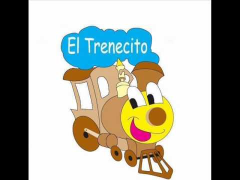 EL TRENECITO - MUSICA CATOLICA  PARA NIÑOS
