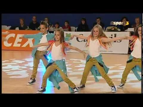 Hip Hop Sport3, Minilittles Quality 1ºs. Infantil  Cpt. hip hop ThatsFly Dance  Cambrils 2012