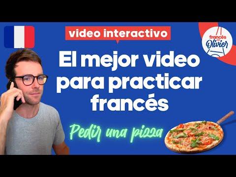 PRACTICA FRANCÉS CONMIGO - Dialogo Interactivo para aprender o mejorar tu nivel en francés