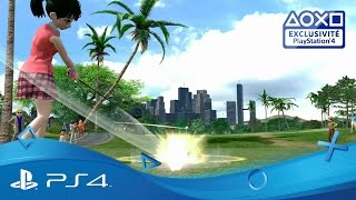 Everybody's golf :  bande-annonce