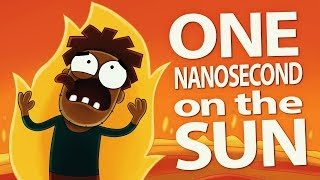 What if you Spend a NANOSECOND on the Sun?
