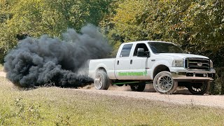 Testing the worlds most unreliable truck.  Part 1