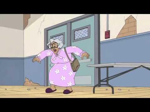 Tyler Perry's Madea's Tough Love (2015) Трейлър