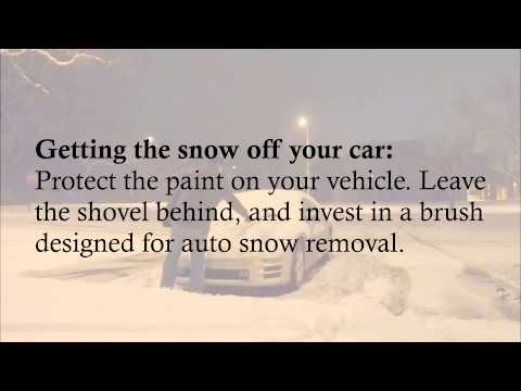 Westchester County Winter Driving Tips