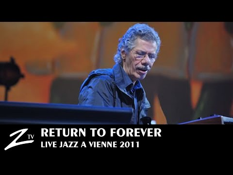Return to Forever - Chic Corea | Stanley Clarke | Lenny White | Jean-Luc Ponty | Frank Gambale | School Days - LIVE HD