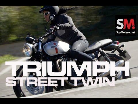 Prueba Neoclásica: Triumph Street Twin 2016 (II)