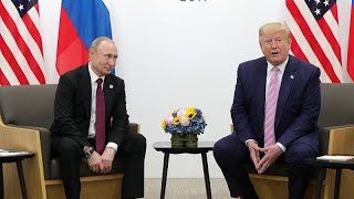 "Donald Trump ""avisa"" Vladimir Putin"