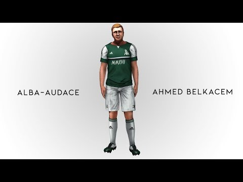 TRANSFER ALERT - AHMED BELKACEM | Alba-Audace | Football Manager 2018