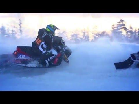 Arctic Cat Cup 2015 i Östersund