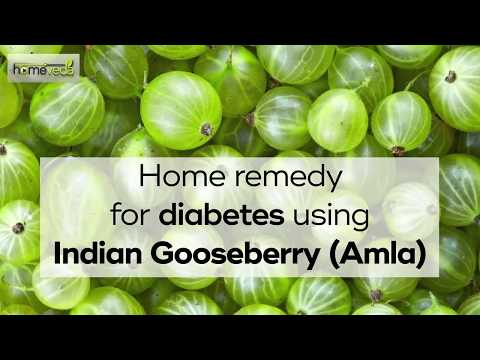 Treat diabetes at home in 2 minutes!Remedy, Recipe, Yoga - Homeveda