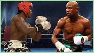 What If KSI Fought Floyd Mayweather?