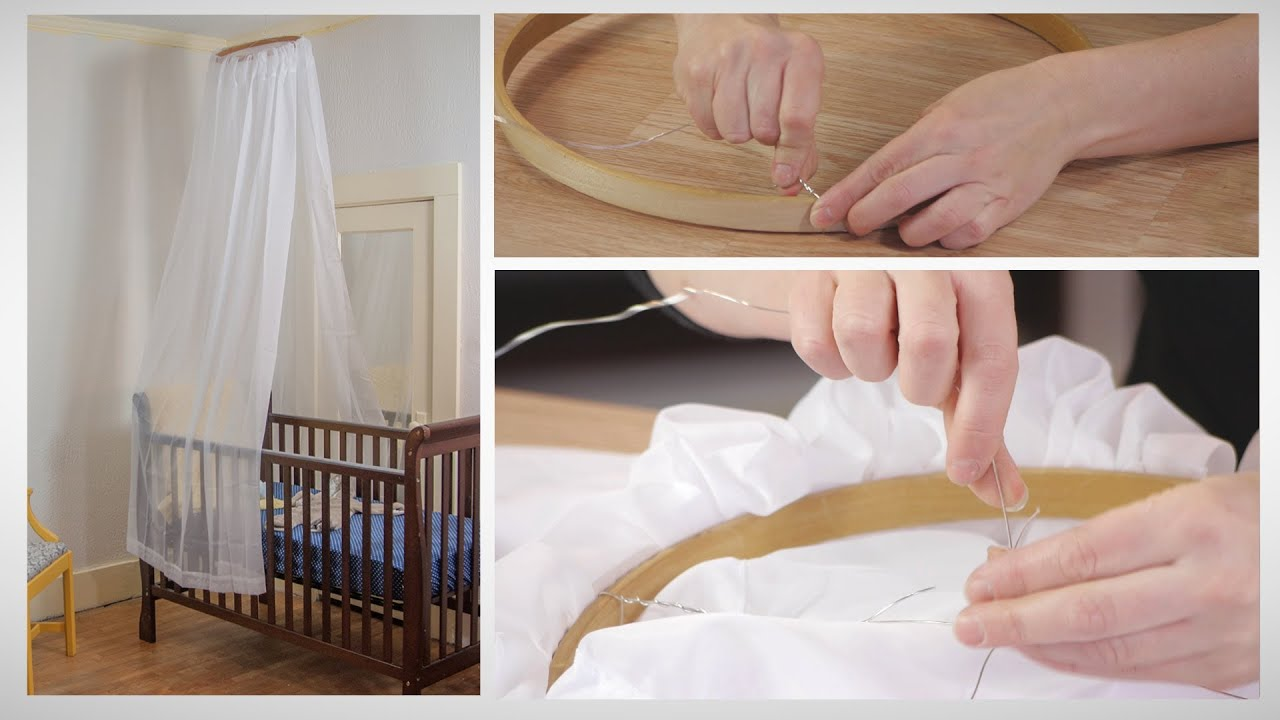 - Canopy: Crib With Canopy