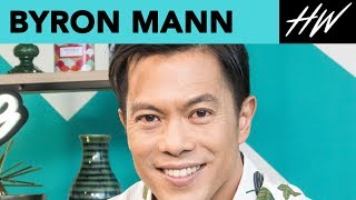 "Byron Mann Talks ""Skyscraper"" And ""Altered Carbon"" 