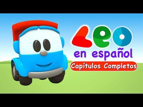 Leo el Pequeño Camión Capítulos Completos EN VIVO ( 20 episodios)