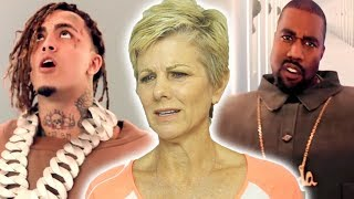 """Mom Reacts to Kanye West & Lil Pump - """"I Love It"""""""