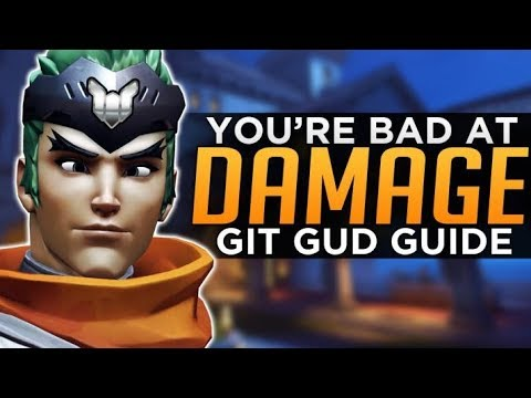 85bfaa6fb Overwatch: Why You're Bad at DPS! - Git Gud Guide