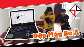 Đập Nát Laptop Chụy Yến Và Cái Kết Cực Thốn | Tuna Lee