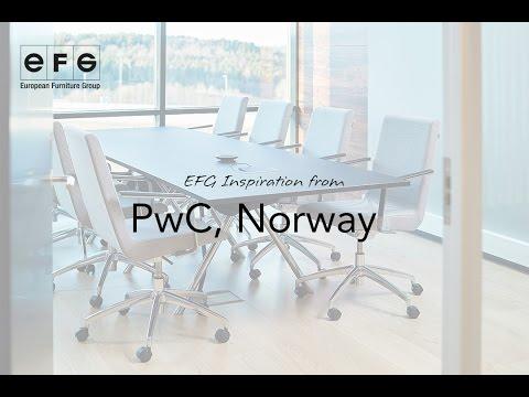 EFG Inspiration - PwC in Sandefjord, Norway
