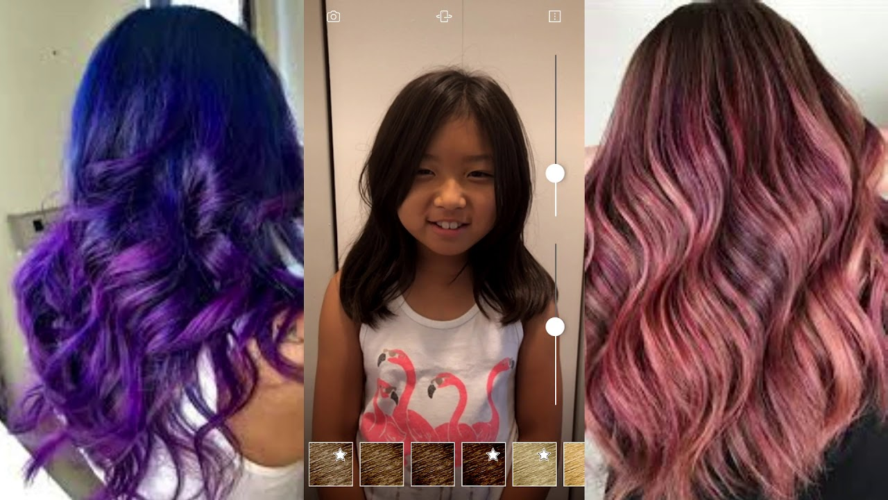 Best Hair Color App For Android