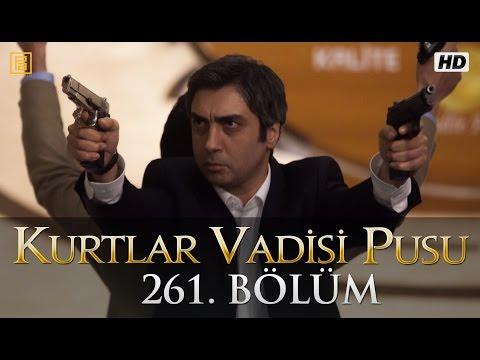 Kurtlar Vadisi Pusu (261.Bölüm YENİ) | 28 Mayıs SON BÖLÜM 720p Full HD Tek Parça İzle
