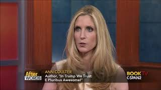 Ann Coulter on The Howie Carr Show (10/6/2017)