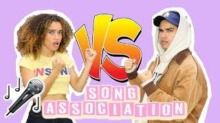 HEAD TO HEAD SONG ASSOCIATION GAME VS. ALEX AIONO