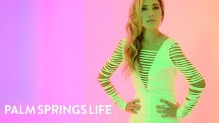 Dichen Lachman of Altered Carbon in March 2018 Fashion Issue  | PALM SPRINGS LIFE
