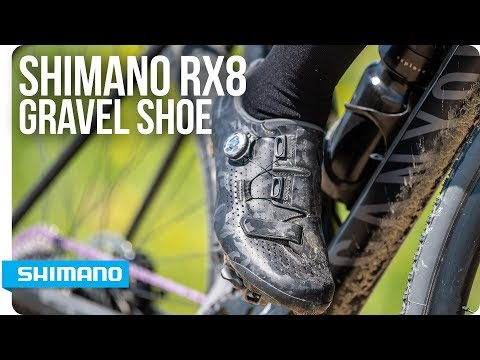 Introducing the Ultra-lightweight RX8 Gravel Racing Shoe | SHIMANO