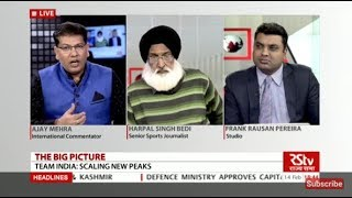 The Big Picture - Indian Cricket: Scaling New Peaks