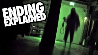 THE GALLOWS (2015) Ending Explained
