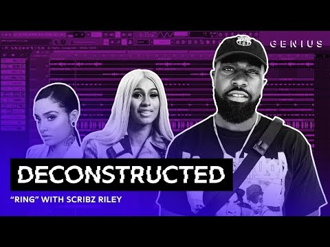"""The Making Of Cardi B's """"Ring"""" With Scribz Riley 