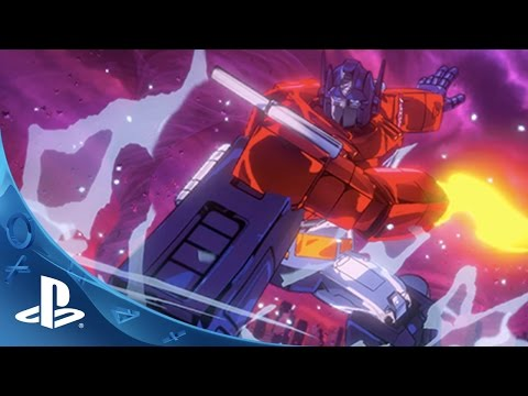 TRANSFORMERS™: Devastation Trailer