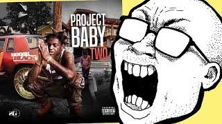 Kodak Black - Project Baby 2 MIXTAPE REVIEW
