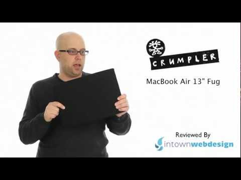 "Crumpler Fug MacBook Air 13"" Review"