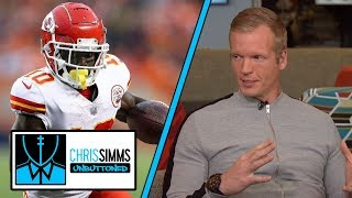 Chiefs reportedly considered trading Tyreek Hill   Chris Simms Unbuttoned   NBC Sports