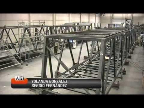 Reportaje de AragonTV a ADELTE Group