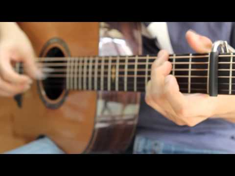 【ソロギター】「君をのせて」 天空の城ラピュタ 主題歌【TAB譜あり】【編曲&演奏:城直樹】【Arr. & Ply by Naoki Jo】