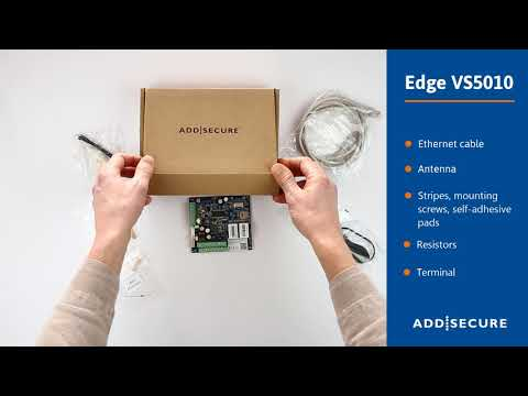 Unboxing the AddSecure Edge VS5010