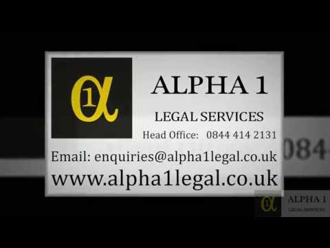 Alpha 1 Legal Services