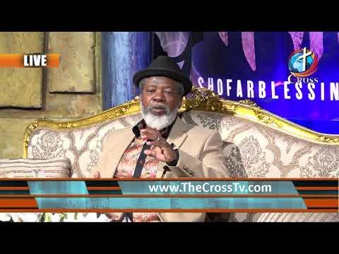 "The Sound Of Shofar With Dr. Adonijah Ogbonnaya ""Dr. O"" of Aactev8 01-18-2021"