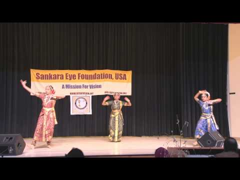 Part 1 Kuchipudi Performance At Shankara Eye Foundation Event