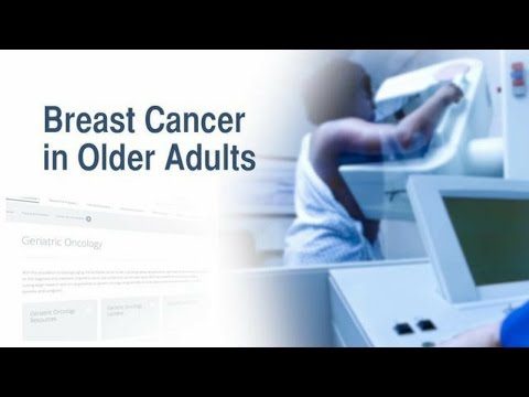 Breast Cancer in Older Adults