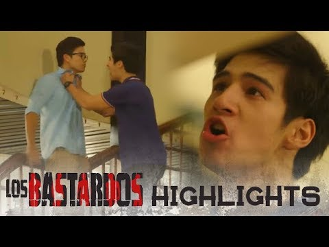 PHR Presents Los Bastardos: Lucas, galit na sinugod si Mateo   EP 66