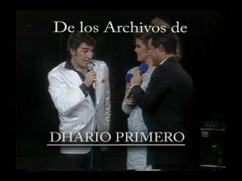 Sandro de America en Noche de Gala PR. De los Archivos de Dhario Primero #4